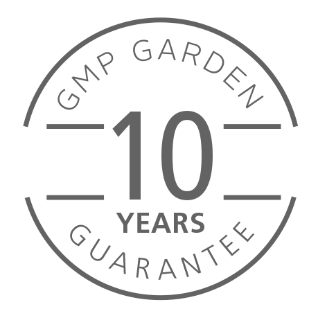 GMP - 10 years guarantee